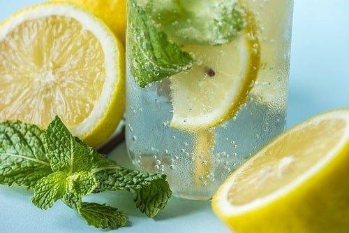 buikvet weg met citroen
